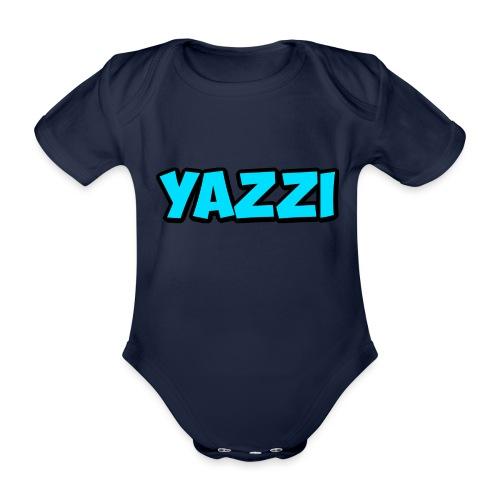 yazzi - Organic Short-sleeved Baby Bodysuit
