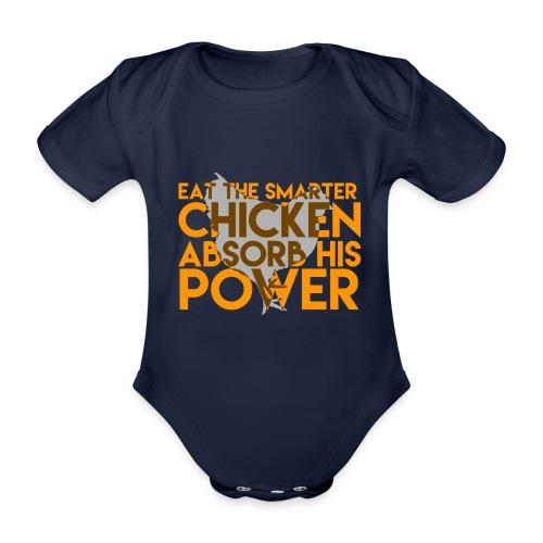 OITNB - Chicken - Body Bébé bio manches courtes