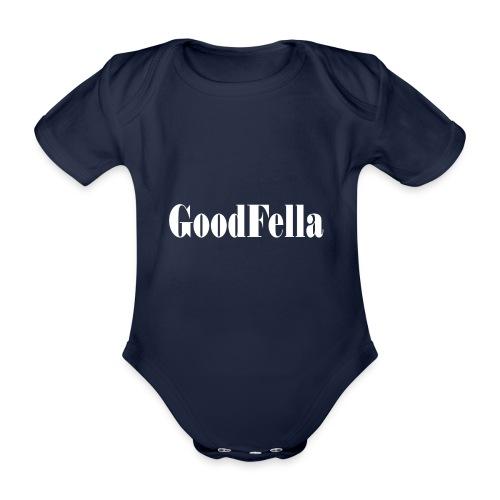 Goodfellas mafia movie film cinema Tshirt - Organic Short-sleeved Baby Bodysuit