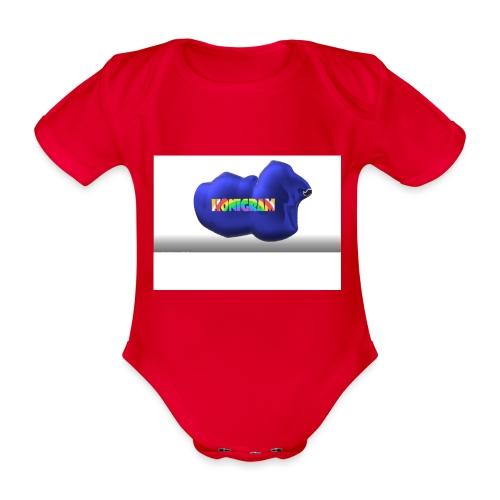 Unbenannt - Baby Bio-Kurzarm-Body