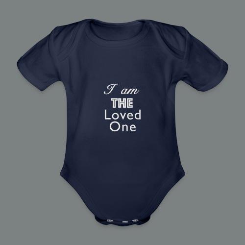 The loved one - Ekologisk kortärmad babybody