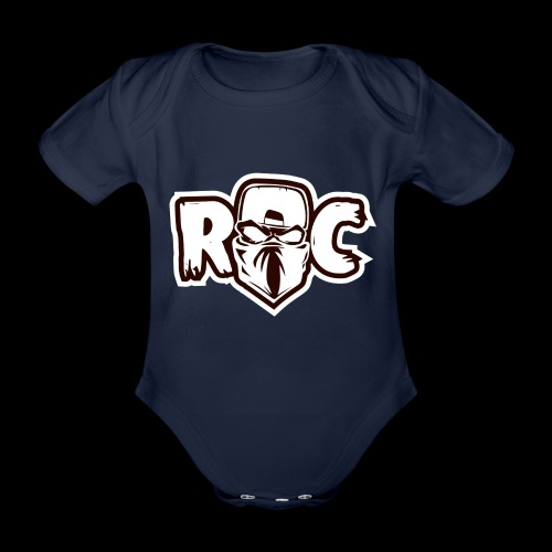 Randers Cowboys - Kortærmet babybody, økologisk bomuld