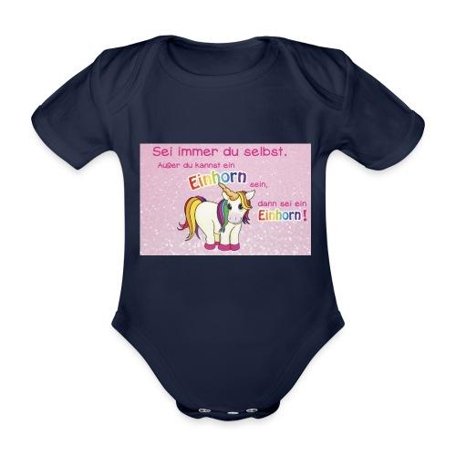 D38AA1D0 CAC7 49C0 8100 2E7E0EED4288 - Baby Bio-Kurzarm-Body