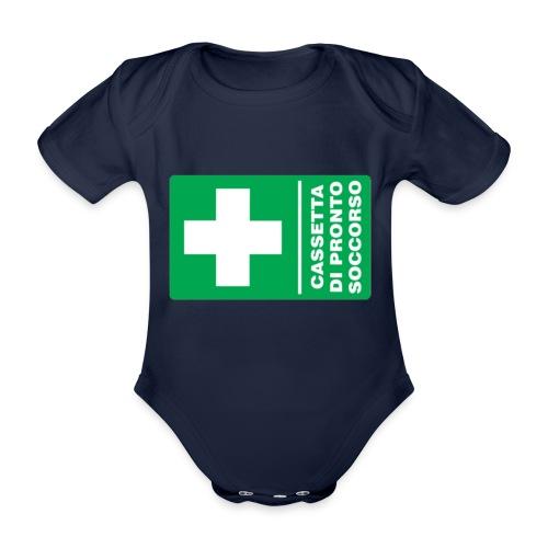 cartello png - Body ecologico per neonato a manica corta