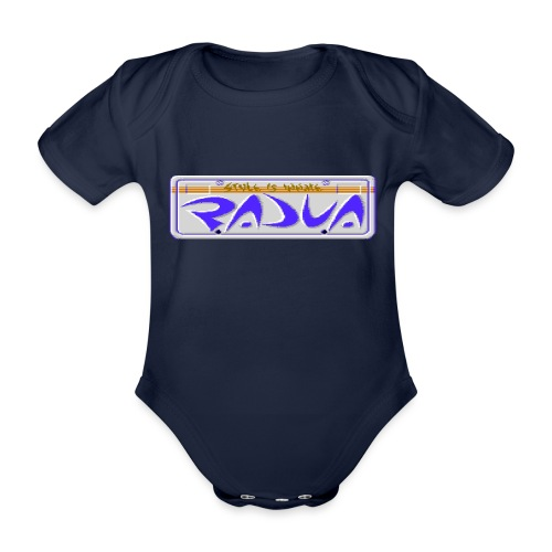 Padua California Games - Baby Bio-Kurzarm-Body