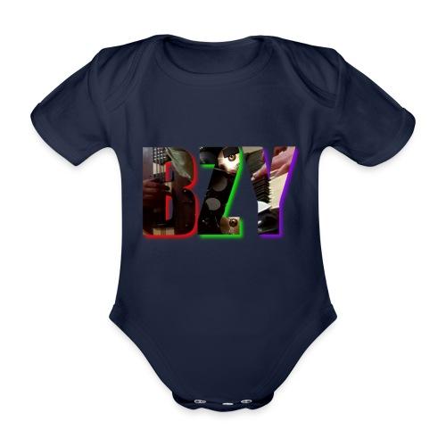 BZY - OFICJALNY PROJEKT - Ekologiczne body niemowlęce z krótkim rękawem