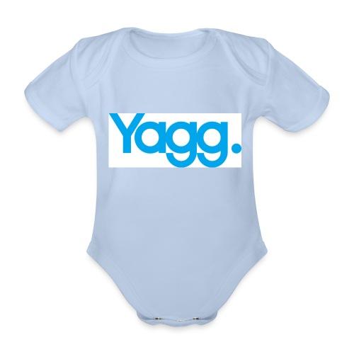 yagglogorvb - Body Bébé bio manches courtes