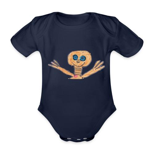 E.T. von Raban - Baby Bio-Kurzarm-Body