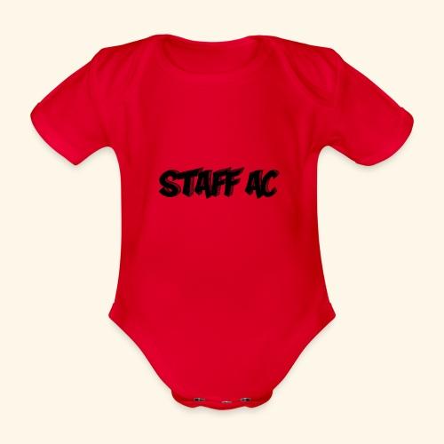 staffacbk - Body ecologico per neonato a manica corta