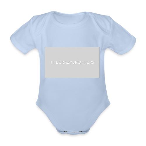 C3AB1D91 9BFF 4ACD 9AFF B33057A50BA8 - Ekologisk kortärmad babybody