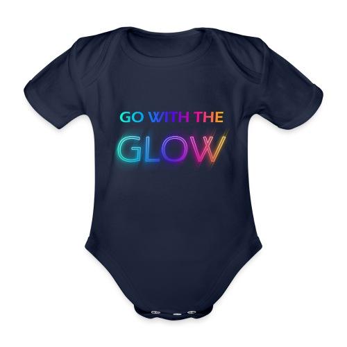 glow - Body Bébé bio manches courtes