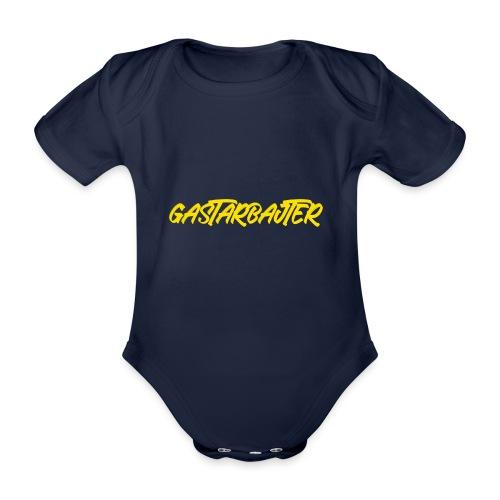 gastarbajter logo bez slogana - Baby Bio-Kurzarm-Body