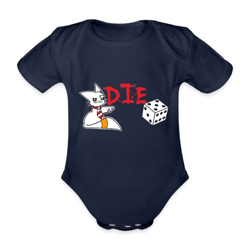 DIE - Organic Short-sleeved Baby Bodysuit