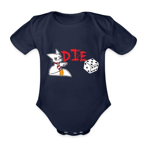 DIE - Organic Short-sleeved Baby Bodysuit