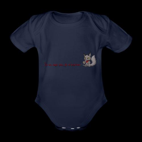 RavenWolfire Design - Body Bébé bio manches courtes