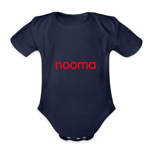 Nooma - Baby bio-rompertje met korte mouwen