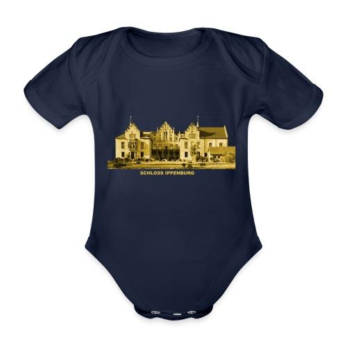 Ippenburg Schloss Adelswohnsitz Bad Essen - Baby Bio-Kurzarm-Body
