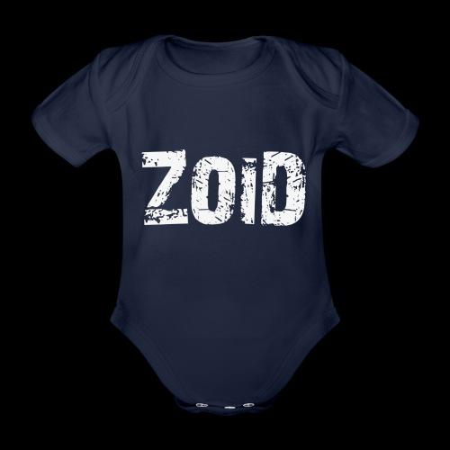 ZOID ONLY - Baby Bio-Kurzarm-Body
