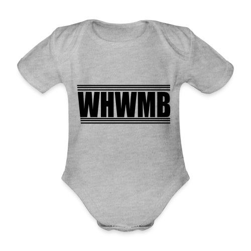 WHWMB - Body Bébé bio manches courtes