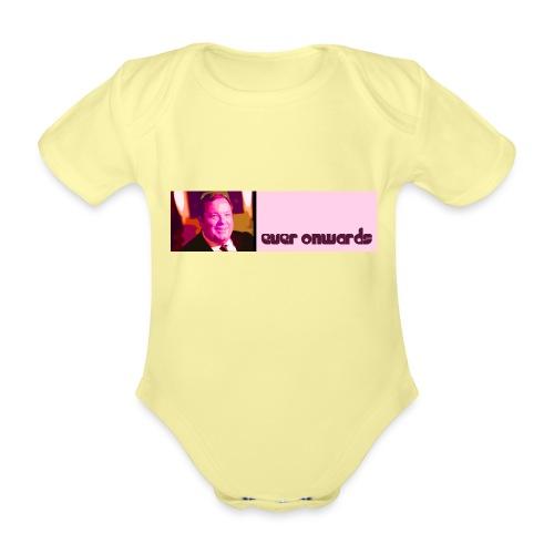 Chily - Organic Short-sleeved Baby Bodysuit