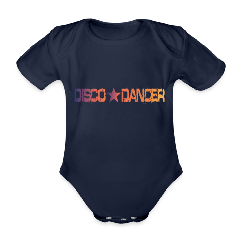 DISCO DANCER 2 - Baby Bio-Kurzarm-Body