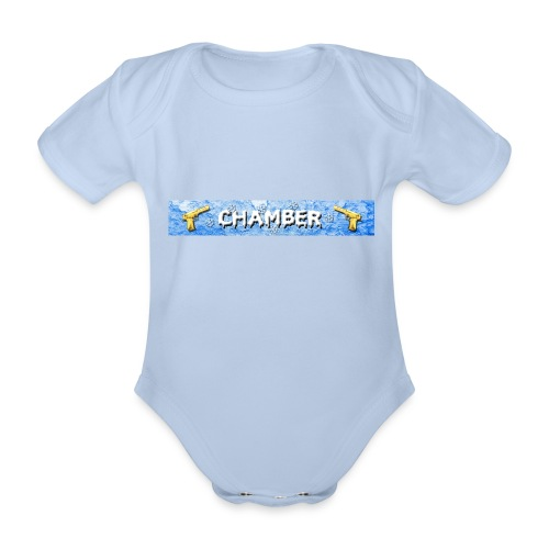 Chamber - Body ecologico per neonato a manica corta