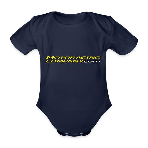 MRC - Vauvan lyhythihainen luomu-body