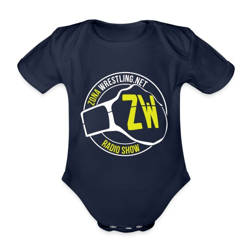 Zona Wrestling Radio Show - Body ecologico per neonato a manica corta