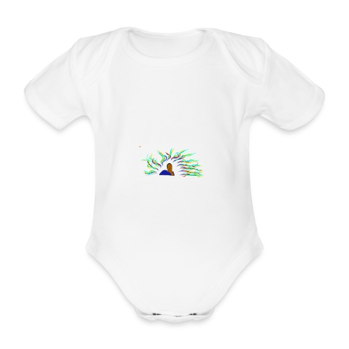 Project Drawing 1 197875703 - Organic Short-sleeved Baby Bodysuit