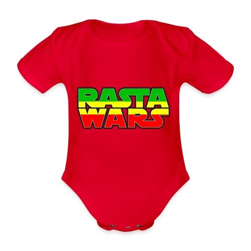 RASTA WARS KOUALIS - Body Bébé bio manches courtes