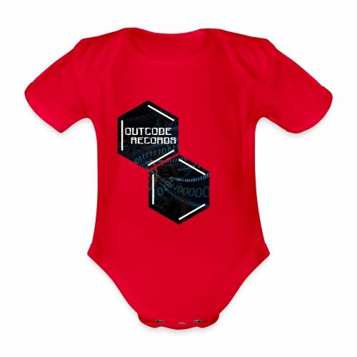 Outcode 0 - Body orgánico de maga corta para bebé