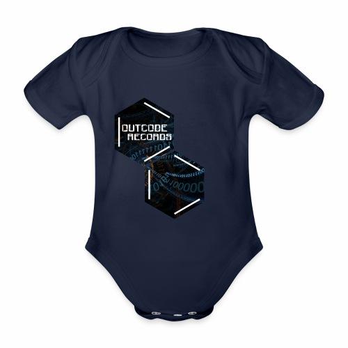 Outcode 0 - Body orgánico de manga corta para bebé