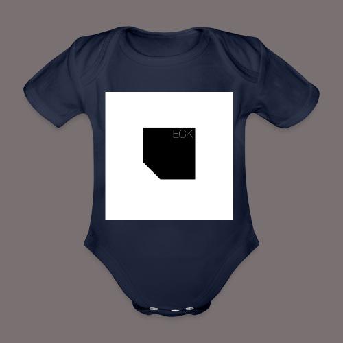 ecke - Baby Bio-Kurzarm-Body