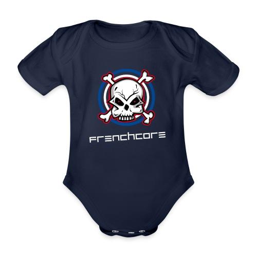 Frenchwear 06 - Baby Bio-Kurzarm-Body