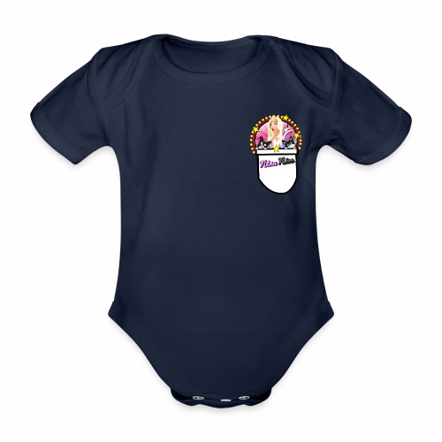 Nina Nice Pocket - Baby Bio-Kurzarm-Body