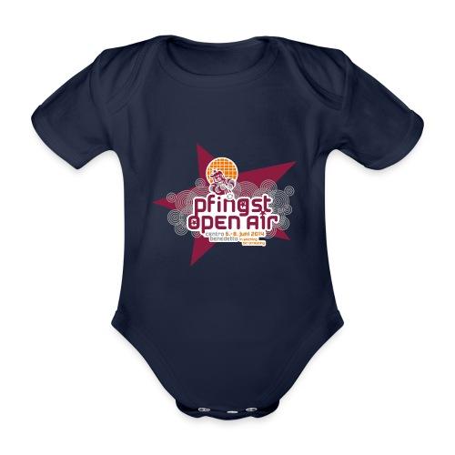 POA2014 Design02 png - Baby Bio-Kurzarm-Body