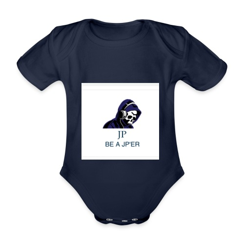New merch - Organic Short-sleeved Baby Bodysuit