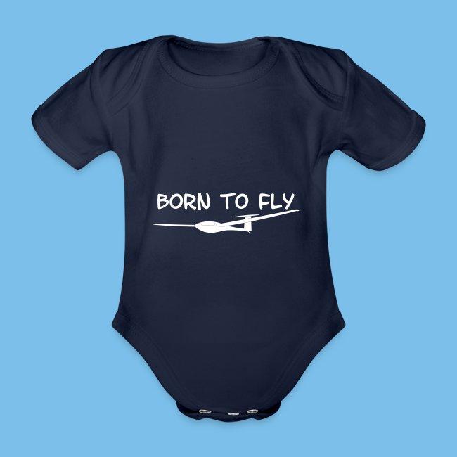 Geboren zum Segelflieger gleiten Tshirt Geschenk
