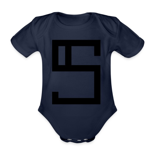 5 - Organic Short-sleeved Baby Bodysuit