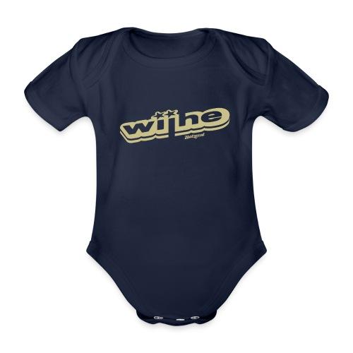 Batzer Salland Series Wijhe - Baby bio-rompertje met korte mouwen