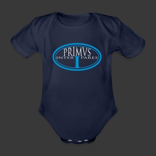 primus - Organic Short-sleeved Baby Bodysuit