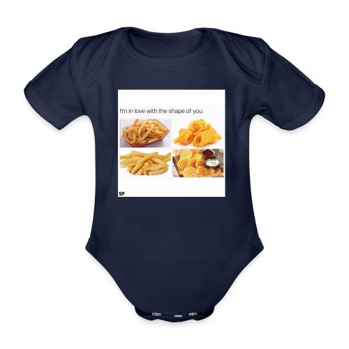 Shape - Baby Bio-Kurzarm-Body