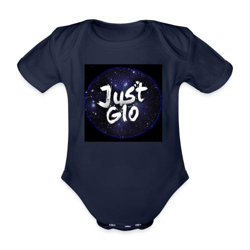 Just gio - Body ecologico per neonato a manica corta