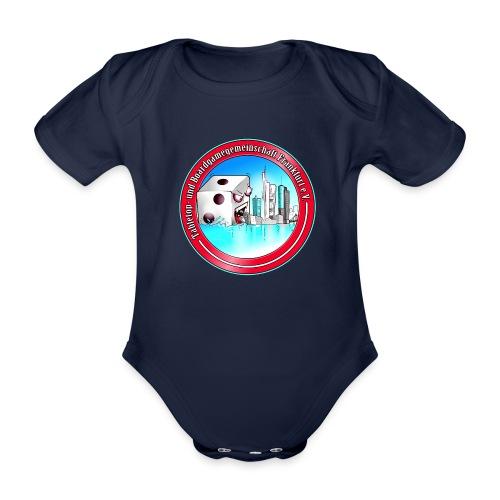 TBG - Logo - Baby Bio-Kurzarm-Body