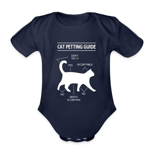 CAT GUIDE - Body Bébé bio manches courtes