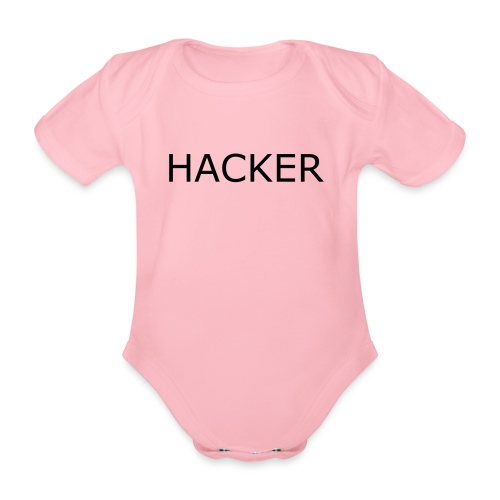 Hacker Classic - Body Bébé bio manches courtes