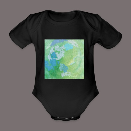 Wander - Baby Bio-Kurzarm-Body