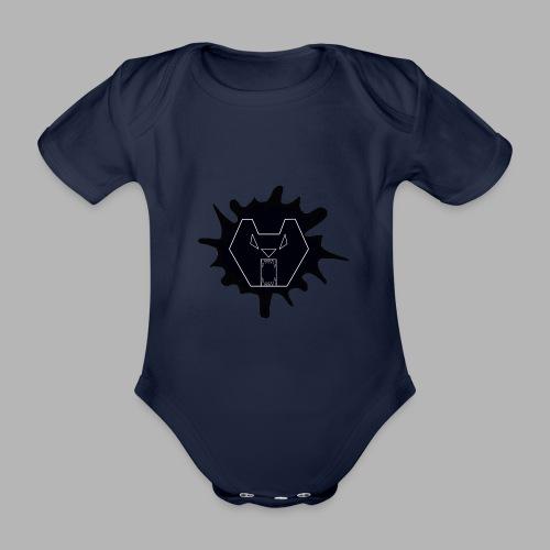 Bearr - Baby bio-rompertje met korte mouwen