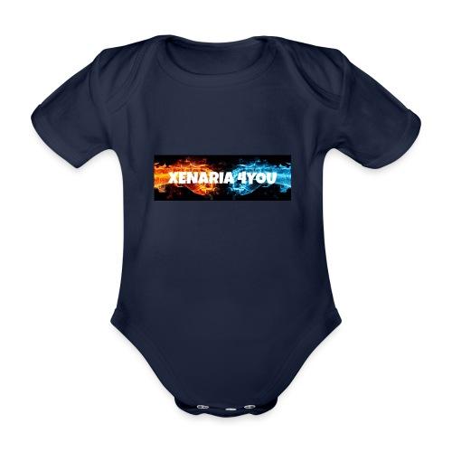 Kolekcja początkowa - Ekologiczne body niemowlęce z krótkim rękawem