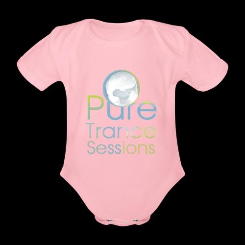 PTS logo new15 beeldmerkS png - Organic Short-sleeved Baby Bodysuit